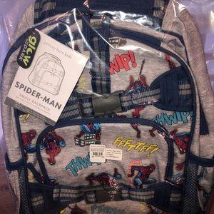 Spider Man backpack